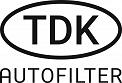 TDK AUTOFILTER