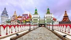 Кремль в Измайлово, Культурно-развлекательный комплекс